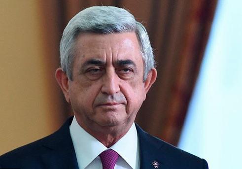 Photo of «Я готов был носить клеймо предателя, но решить вопрос»: экс-президент Армении Серж Саргсян