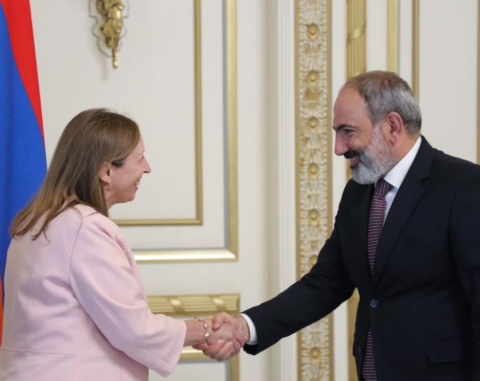 Photo of Пашинян принял посла США: Надеюсь, что мы продолжим наше сотрудничество в новых объемах