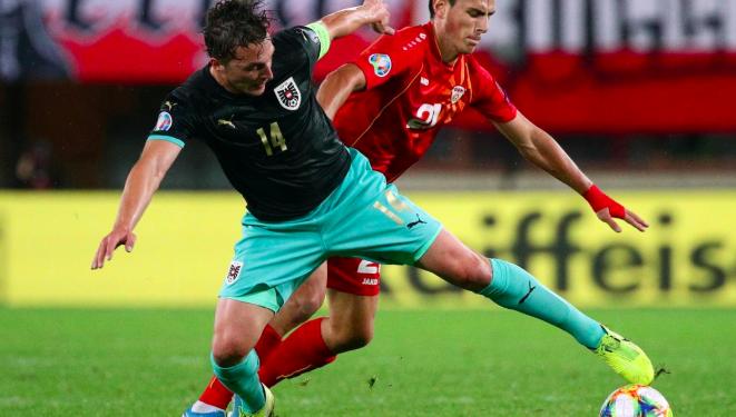 Photo of ԵՎՐՈ-2020. Ավստրիան հաղթանակ կորզեց մրցաշարի նորեկների դեմ խաղում