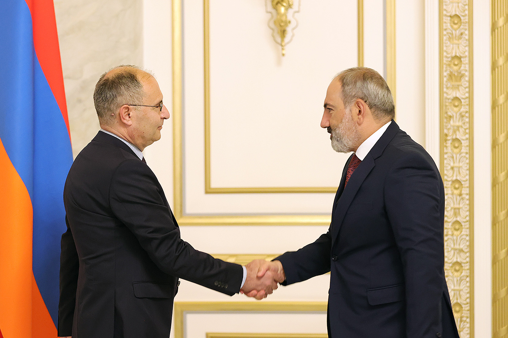 Photo of Никол Пашинян встретился с председателем Консервативной партии Микаелом Айрапетяном