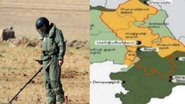 Photo of «Բաքվում կրկին հաղթական տրամադրություններ են». ի՞նչ քարտեզ է Հայաստանը գերիների դիմաց հանձնել Ադրբեջանին