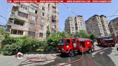 Photo of Խոշոր հրդեհ Երևանում. օպերատիվ են գործել հրշեջներն ու բժիշկները