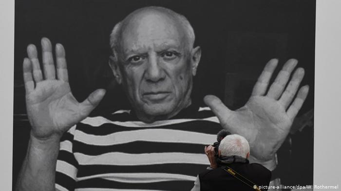Photo of Полиция Греции нашла украденную в 2012 году картину Пикассо