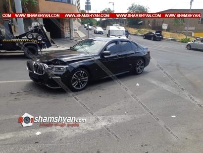 Photo of Ավտովթար Երևանում. բախվել են Ford-ն ու BMW-ն. կա վիրավոր