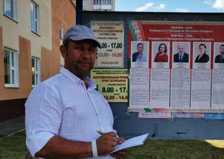Photo of В Беларуси адвоката приговорили к трем годам колонии строгого режима за подножку милиционеру