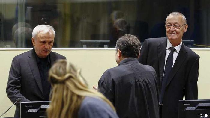 Photo of Бывшие руководители спецслужб Югославии приговорены к 12 годам заключения