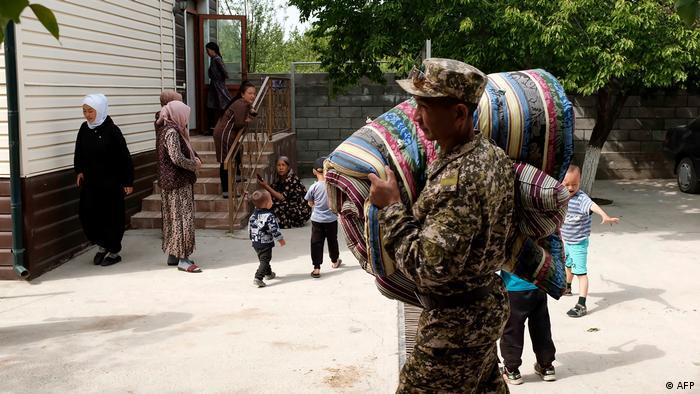 Photo of Возобновление военного конфликта Бишкека и Душанбе — опасность велика?