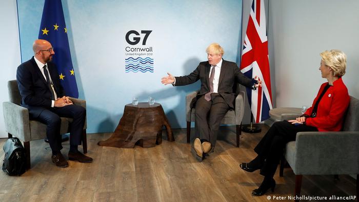 Photo of Лидеры ЕС призвали Джонсона соблюдать условия сделки по «Брекзиту»