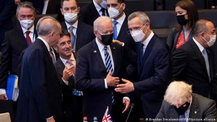 Photo of Президент США заверил страны Балтии в поддержке
