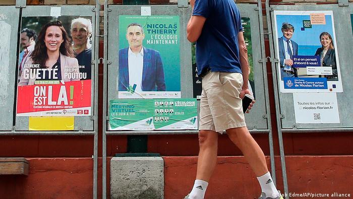 Photo of Во Франции проходит первый тур региональных выборов