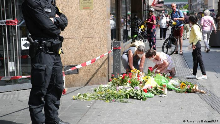 Photo of Вюрцбург: Подозреваемому в нападении с ножом предъявлены обвинения