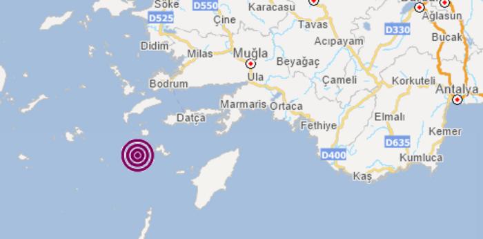 Photo of Թուրքիայում 5.3 մագնիտուդով երկրաշարժ է գրանցվել