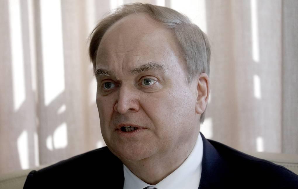 Photo of Посол России в США отбыл из Москвы в Вашингтон