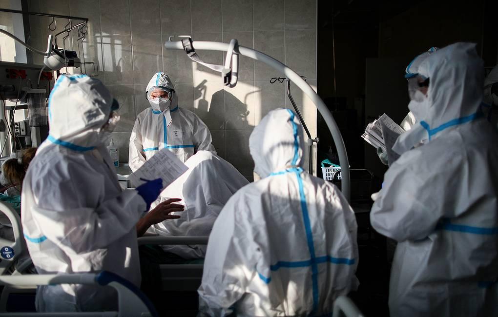 Photo of В России зарегистрировали 652 смерти из-за коронавируса за сутки. Это максимум за пандемию