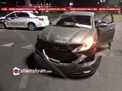 Photo of Ավտովթար Արարատի մարզում, բախվել են Hyundai Sonata-ն և Ford Escape-ը. հղի ուղևորը տեղափոխվել է հիվանդանոց