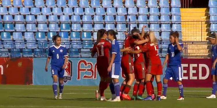 Photo of Հայաստանի կանանց հավաքականը հաղթանակ տարավ Ղազախստանի հավաքականի նկատմամբ