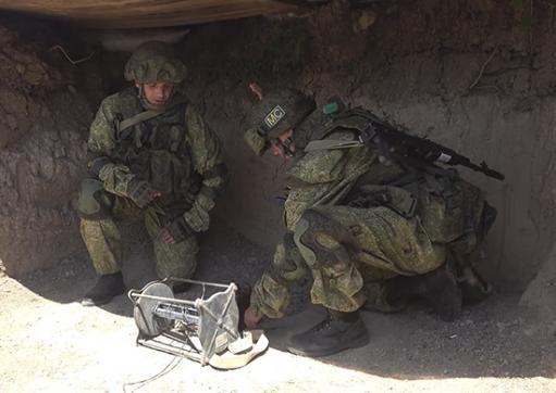 Photo of Российские миротворцы продолжают уничтожение обнаруженных на территории Арцаха боеприпасов