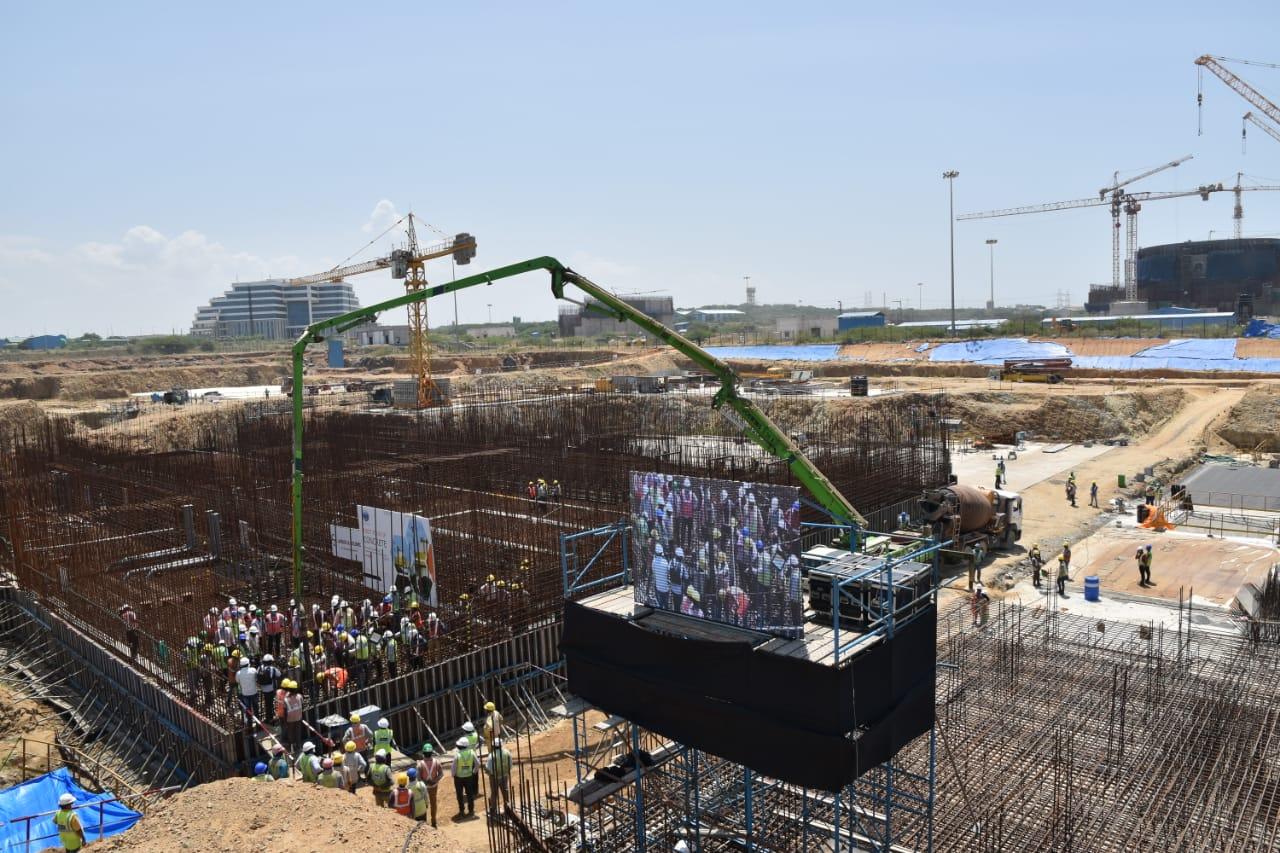 Photo of Росатом начинает сооружение блока №5 АЭС «Куданкулам» в Индии