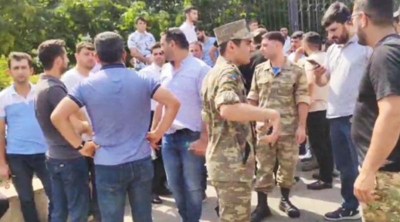 Photo of Участники азербайджанской агрессии не довольны отношением властей