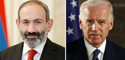 Photo of США намерены укреплять партнерские отношения с Арменией: Байден поздравил Пашиняна