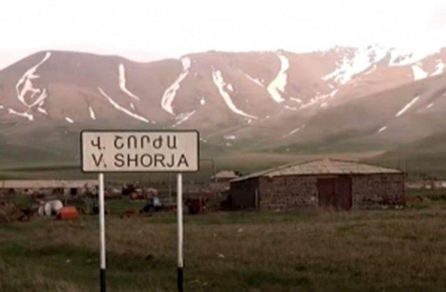 Photo of «Враг находится в 500 метрах от горного пастбища и плюс 1 километр до деревни». Глава села Верин Шоржа