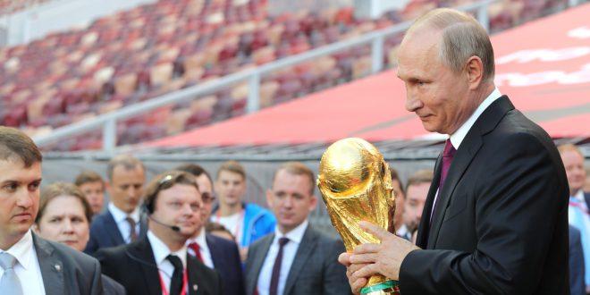 Photo of Վլադիմիր Պուտինը շնորհավորել է Ռուսաստանի հավաքականին