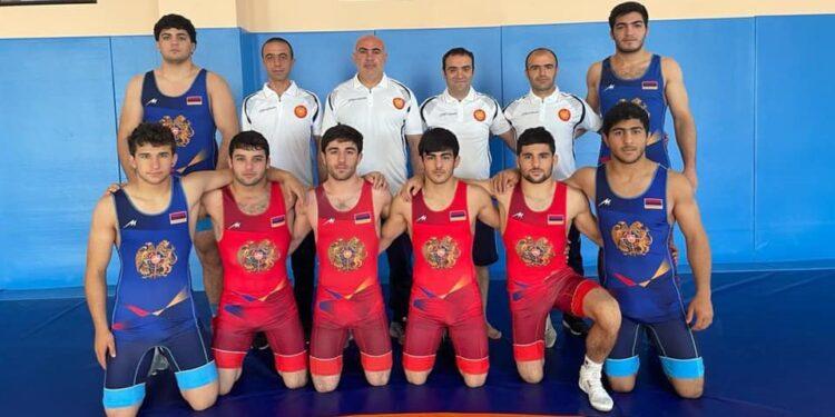 Photo of Ըմբշամարտի ԵԱ․ Հայաստանի ազատ ոճի ըմբշամարտի հավաքականի կազմը