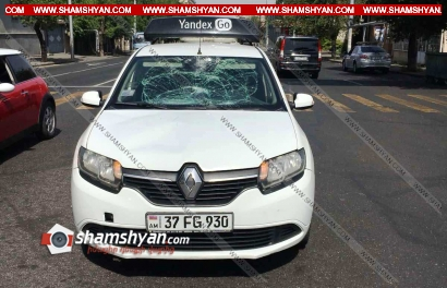 Photo of Վրաերթ Երևանում. 33-ամյա վարորդը Renault-ով վրաերթի է ենթարկել 67-ամյա հետիոտնին. վերջինս տեղափոխվել է հիվանդանոց