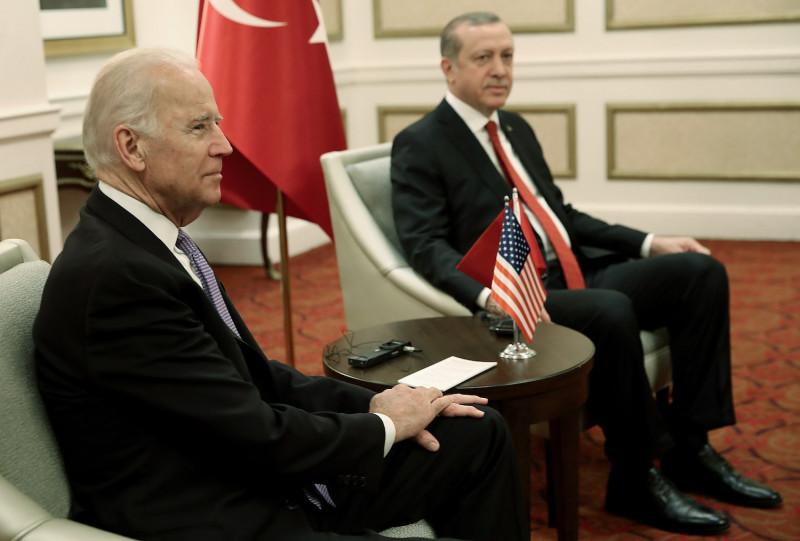 Photo of Встреча Эрдогана и Байдена продлилась около часа