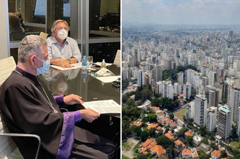 Photo of Бразильская Армянская епархия ААЦ  представила правительству Бразилии законопроект о признании Геноцида армян