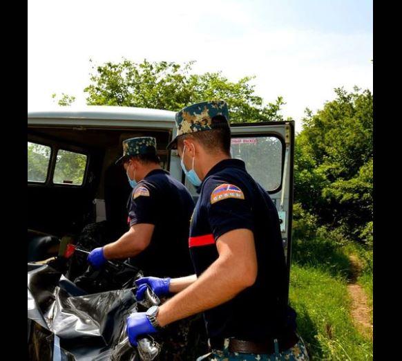 Photo of Спасатели Арцаха обнаружили в Гадруте тела еще 8 погибших