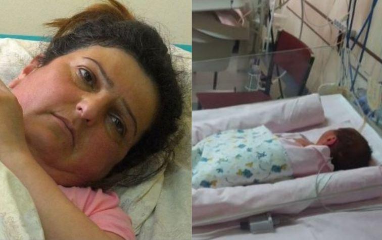 Photo of «В том месяце, когда я потеряла сына, я была беременна, но не знала об этом». Мать погибшего на войне 19-летнего Давида родила ему брата Даниела.
