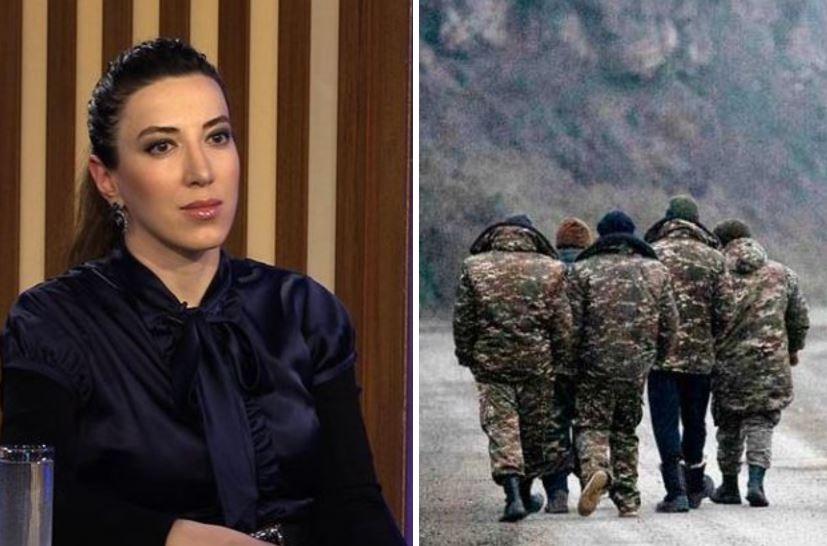 Photo of «Статус 60 из 200 пленных армян официально признан властями Азербайджана, а судьба около 140 военнопленных неизвестна».