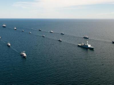 Photo of НАТО начала учения Baltops в Балтийском море