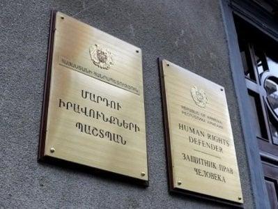 Photo of Омбудсмен направил запрос в связи с избиением представителей блока «Армения» в полицейском отделе