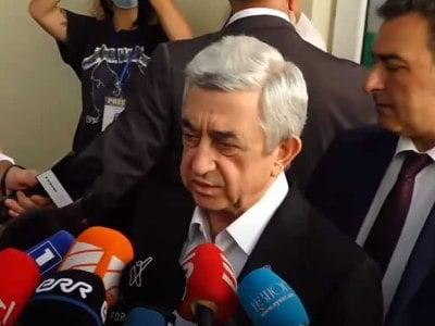 Photo of «Այսօր էլ իմ վերաբերմունքը չի փոխվել». Սերժ Սարգսյանը քվեարկեց 29/45 ընտրատեղամասում