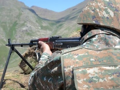Photo of Թշնամին Գեղարքունիքի մարզում մոտ 30 րոպե կրակոցներ է արձակել