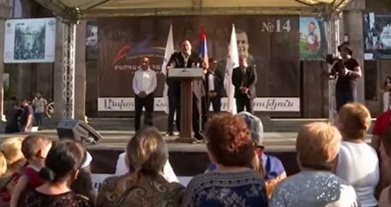 Photo of ԲՀԿ-ն երկիրը զարգացնելու ծրագրային 13 կետ է մշակել. քարոզարշավ՝ Արարատում