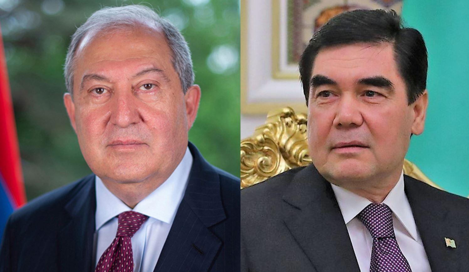 Photo of Армен Саркисян по случаю Дня рождения направил президенту Туркменистана поздравительное послание