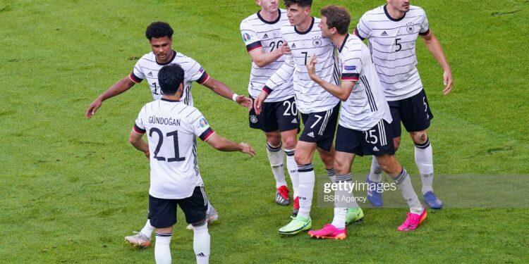 Photo of Եվրո-2020. Գերմանիան դրամատիկ խաղում հաղթեց Պորտուգալիային