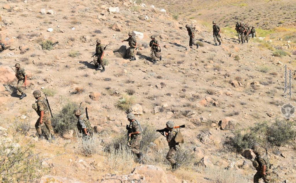 Photo of Տանկային և հրաձգային ստորաբաժանումների ներգրավմամբ անցկացվել է զորավարժություն