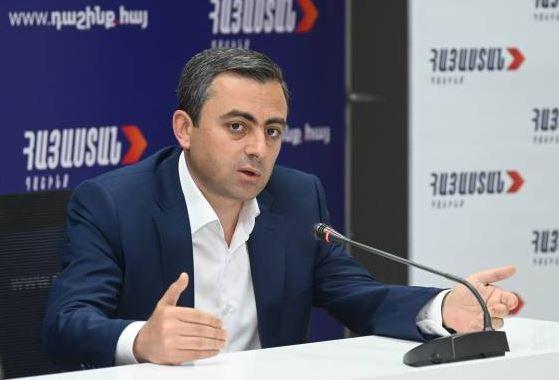 Photo of Сагателян исключил участие в дебатах с Пашиняном в каком-либо формате