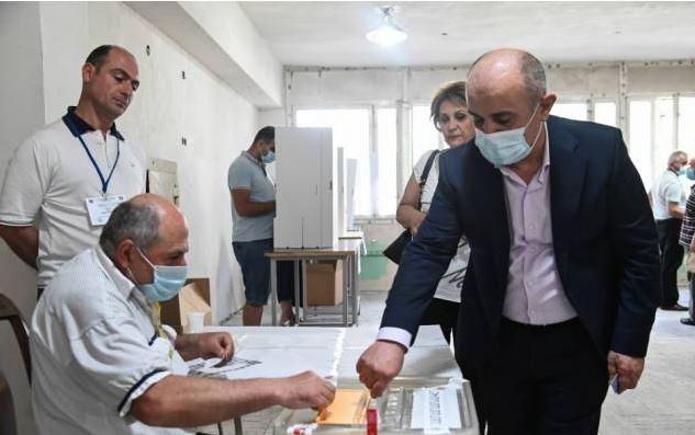 Photo of Սամվել Բաբայանը քվեարկել է հանուն հզոր և ուժեղ երկրի