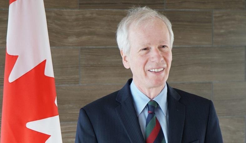 Photo of Կանադայի արտգործնախարարը դեսպան Ստեֆան Դիոնին նշանակել է ՀՀ-ում հատուկ բանագնաց