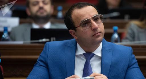 Photo of «Իշխանական պատգամավոր Հայկ Սարգսյանն ամիսներ առաջ նույնպես անհանդուրժողական և անբարեկիրթ վարքագիծ է դրսևորել»