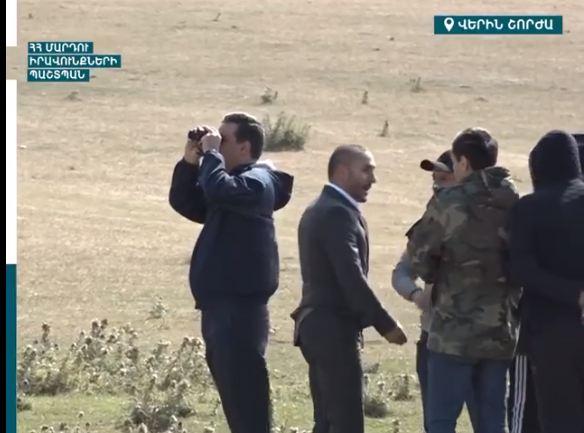 Photo of Փաստահավաք աշխատանքներ կապված ադրբեջանական զինված ուժերի անօրինական արարքների պատճառով ՀՀ Գեղարքունիքի մարզի մի շարք գյուղերի բնակիչների իրավունքների խախտումներ հետ