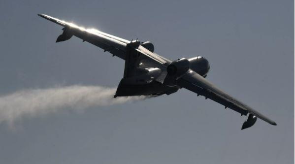 Photo of Российские самолеты Бе-200 тушат лесные пожары на юге Турции