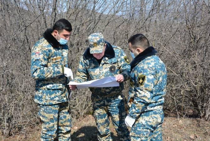Photo of В районе Джракана ведутся работы по поиску останков погибших