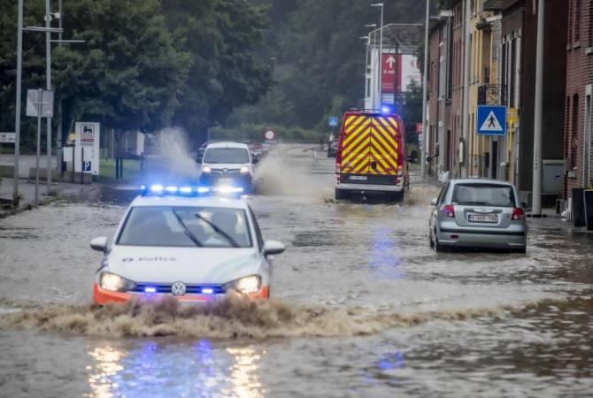 Photo of Число жертв наводнения на юге Бельгии выросло до 11