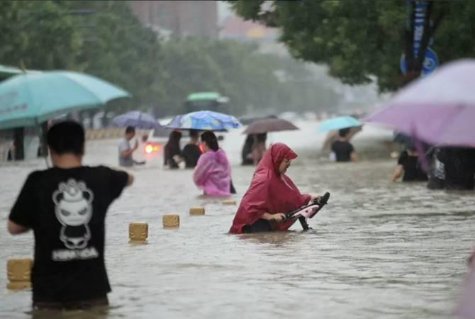 Photo of Число жертв наводнения в Китае выросло до 63